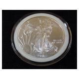 2016 1 oz. .999 Fine Silver $1.00 Dollar