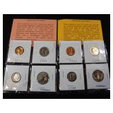 Proof Sets of Coins