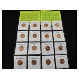 16 2009 Lincoln Cent Grouping