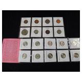 Westward Journey Nickels Series & Foreign Coins
