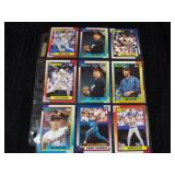 1989 Topps Baseball Cards &92 First Day Cover