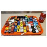 Lot of Tootsie Toys, Midge Toy, Lesney, Matchbox
