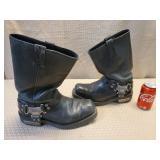 Used Harley Davidson Boots