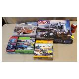3D Train Puzzle & Car Puzzles AS IS