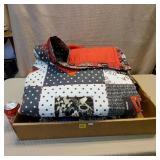 David Hall Dale Jr. Patriotic Handmade Quilts,