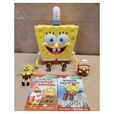 Spongebob Square Pants Collectibles Lot