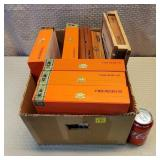Lot of Wooden Cigar Boxes