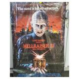Hellraiser 3 Movie Poster