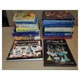 Lot of Assorted Books of Collecting