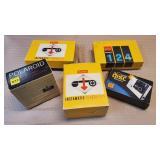 Lot of Polaroid, Kodak Disc, 4000 Camera, ..
