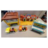 Lot of Fisher Price Toys