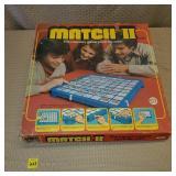 Match II Game