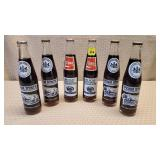 (6) Penn State Coco Cola Bottles