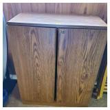 Entertainment Storage Cabinet