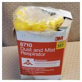 Dust & Mist Respirators