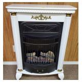 Kozy-Word Free Standing Electric FIreplace