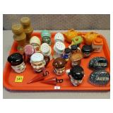 Lot of Assorted S&P Shakers