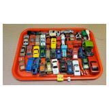 Tray of Cars & Trucks