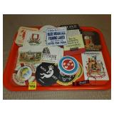 Lot of Assorted Beer Advertising & Coasters