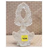 Vintage Glass Perfume Bottle