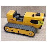 Metal Tonka Tractor Toy