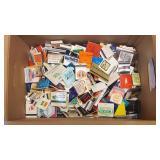 Box of Matchbooks