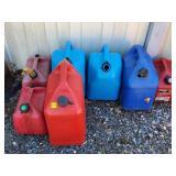 Gas & Kerosene Containers