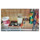 Lot of Assorted Beer & Liquor Advertising Items
