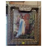 Jesus Illuminated Frame