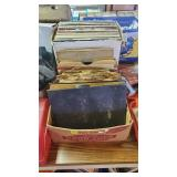 Lot of 33 & 78 Records assorted.