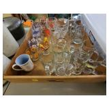 Looney Tunes Glass, Beer Glasses, Coco Cola, etc