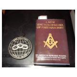 Free Mason Encyclopaedia & Odd Fellows Trinket