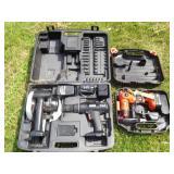 Craftsman + Black & Decker Power Tools