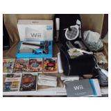 Wii System + Games + Accessories