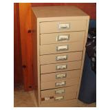 Small Assortment Filing Cabinet