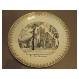 White Haven St. Paul Evangelical Church Plate