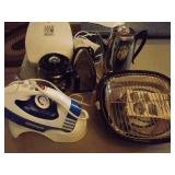 Oreck Iron, Iron, Assorted Bakeware
