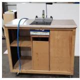 Kreg Jig DB55 Machine in Cabinet
