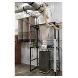 Oneida Air Systems Dust Collector System