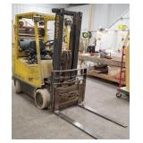 Hyster 30 LP Forklift- Runs