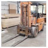 Baker Heavy Duty LP Forklift- Runs Great!