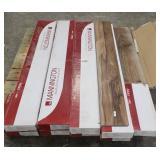 Heritage Interlocking Vinyl Flooring- 160 Sq. Ft.