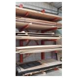 Heavy-Duty Wall Lumber/ Plywood Rack 12