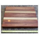Solid Wood Cutting Board 1.5x14x10.5