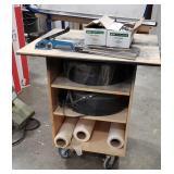 Uline Bander Set, Table, & Supplies
