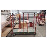 """Hafele Shop Cart 60""""x22""""x56""""T"""