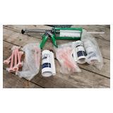 Solid Surface Glue Gun & Supplies