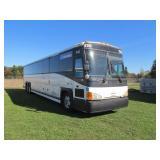 2007 MCI D4500 51 Passenger Coach Bus