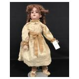 Simon Halbig S&H 1079 DEP #9 Bisque Head Doll
