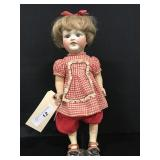 """16"""" Japanese Bisque Doll"""